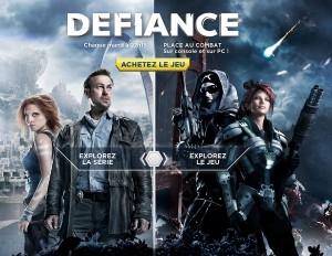 En savoir plus sur la série et le jeu sur www.defiance.com/fr