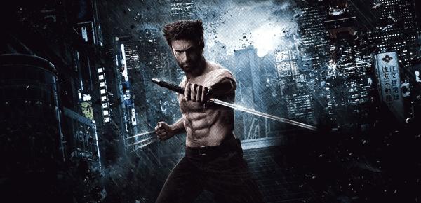 the Wolverine (c) 20th Century Fox / Marvel Entertainment Hugh Jackman (Wolverine)