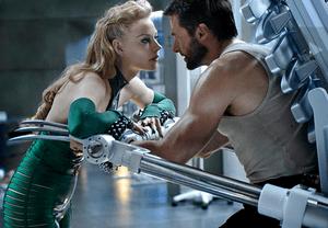Hugh Jackman (Wolverine)