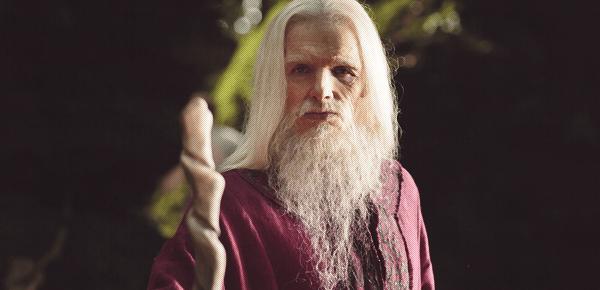Merlin (c) BBC Cymru Wales Colin Morgan (Emrys)