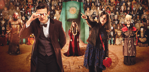 """Doctor Who """"the Rings of Akhaten"""""""