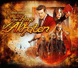"Doctor Who ""the Rings of Akhaten"""