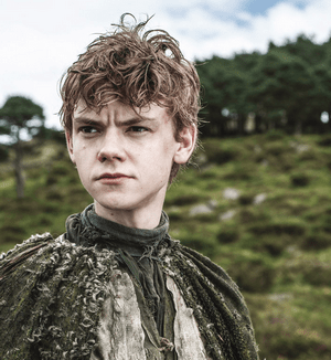 Thomas Sangster (Jojen Reed)