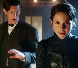 "Doctor Who ""the Crimson Horror"""