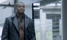"Roger Cross (Travis Verta) ""Liber8"""
